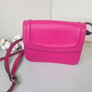 NWOT Crossbody Fuchsia Charming Charlie Bag